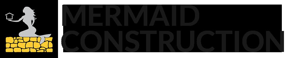 Mermaid Construction Logo